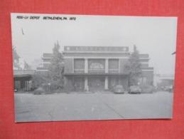 RPPC---------RDG LV Depot Bethlehem - Pennsylvania  Kodak Stamp Box    Ref 3642 - United States