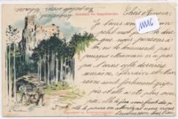 CPA ( Précurseur)  -11116 - 68 -Holzfäller Bei Rappoltsweiler -Dessin De Spindler Envoi Gratuit - Illustratoren & Fotografen