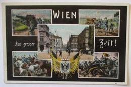 Österreich Wien, Aus Großer Zeit, Patriotik (45017) - Vienne