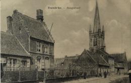Rumbeke // Hoogstraat 1919 - Roeselare