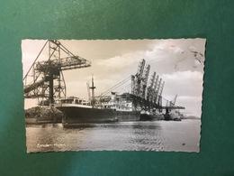 Cartolina Emden -  Hafen - 1950 - Cartoline