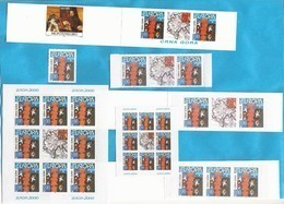 2000  EUROPA CEPT MONTENEGRO CRNA GORA SERBIA SRBIJA CHILDREN KINDER ACTION JETZ KAUFEN INTERESSANT MNH - 2000