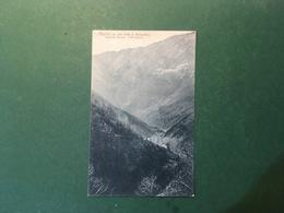 Cartolina Pagallo - Valle S. Bernardino - Impresa Boschi - 1930 Ca. - Cartoline