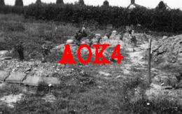 CHIMAY Hainaut Tombes Allemandes Cimetiere Occupation Allemande 1940 Wehrmacht Stahlhelm Lommel - Guerra, Militari