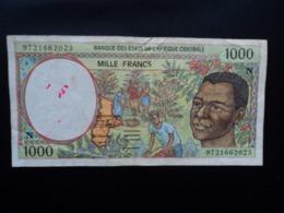 GUINÉE ÉQUATORIALE : 1000 FRANCS  (19)97   P 502 Nd    TTB * - Guinée Equatoriale