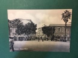 Cartolina Oristano - Piazza Roma - 1930 Ca. - Oristano