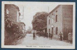 TEILLET - Avenue De Lacaune - Andere Gemeenten