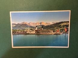 Cartolina Am Zurichsee - 1937 - Cartoline