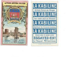 Chromo LA ROCHELLE Le Port Pub: La Kabiline TB - Otros
