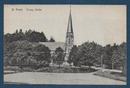 ST AVOLD - Evang. Kirche - Saint-Avold