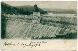Belgique - Barrage De La Gileppe - Ecrite, Timbrée - 6427 - Belgio