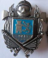 INSIGNE POMPIERS DAX - Feuerwehr