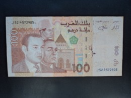 MAROC : 100 DIRHAMS   1423 - 2002    P 70      TTB - Marokko