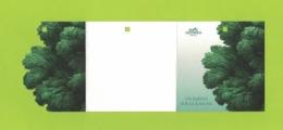 Cartes Parfumées   Carte  Un JARDIN SUR LA LAGUNE  De HERMES RECTO VERSO - Perfume Cards