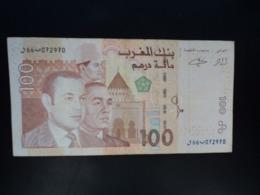 MAROC : 100 DIRHAMS   1423 - 2002    P 70      TTB - Marocco