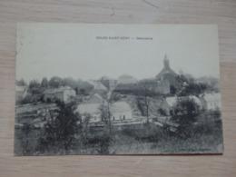 Solre-Saint-Gery - Panorama - Circulé: 1903 - 2 Scans. - Beaumont