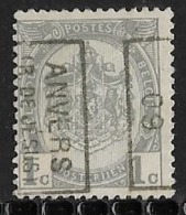 Antwerpen Rue Jesus 1909 Nr. 1292Bzz - Precancels