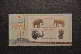 Mp 2015 ++ INDONESIE INDONESIA 2015 ELEPHANT OLIFANT MNH ** - Indonesië