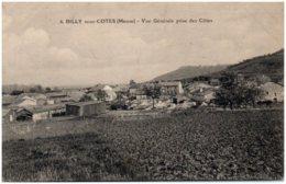 55 BILLY-sous-COTES - Vue Générale Prise Des Côtes - Francia