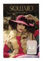 Cartes Parfumées   Carte  FLEUR DE CERISIER   De  SOULEIADO   RECTO VERSO - Modern (vanaf 1961)