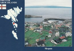 Foroyar  Faroe Islands Skopun - Faroe Islands