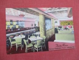 Fiesta Room  George Washington Tavern   Lebanon - Pennsylvania >       Ref 3642 - United States