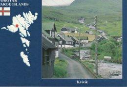 Foroyar  Faroe Islands Kvivik - Faroe Islands