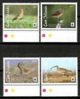 Cook Islands 2017 / Birds WWF MNH Vögel Aves Oiseaux Uccelli  / Cu14714  41-48 - Pájaros