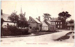 02 VOYENNE - La Grande Rue - Sonstige Gemeinden