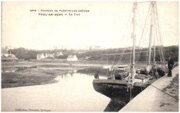 22 Environs De Plestin-les-Grèves - TOUL-AN-HERY - Le Port - Autres Communes