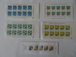 10 Carnets ** Yv C790II,C814,C942,C1095,C1135,C1156,C1164,C1165,C1312,C1345 - Carnets