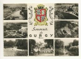 89 - SOUVENIR De GURGY / MULTIVUES - Gurgy