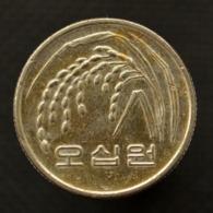 Korea, South 50 Won F.A.O Coin KM#34 21.6mm - Corée Du Sud