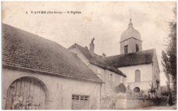 70 VAIVRES - L'église - Frankrijk