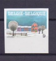 2307 Kerstmis Ongetand Postfris** 1988 - Imperforates