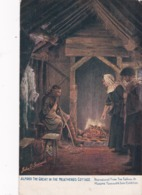 Alfred The Great In The Neatherd's Cottage, 1929 ; UK - Royal Families