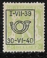 België  Typo Nr. 428 - Precancels