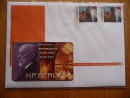 (ZW) NEDERLAND * TELEBRIEF * TELELETTER * TELETETTRE Nr. 34 * CHIPCARD MINT * H.P BERLAGE  .+ POSTZEGELS STAMPS - Niederlande