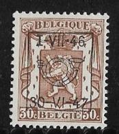 België  Typo Nr. 556 - Precancels