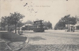 Transports - Chemins De Fer - Tramway à Impériale - Porte De Saint-Cloud Paris 75 - Tramways