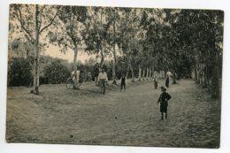 TUNISIE SFAX Jeux De Boules Une Partie Au Jardinn Public ND 27  écrite En 1916   - D14  2019 - Túnez