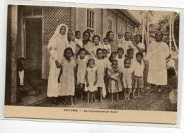 FIDJI ROTUMA Carte Rare   Au Dispensaire De SUMI    D14 2019 - Figi