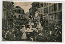 28 CHARTRES Fete 1 Er Avril Cavalcade Paris Chartres Char Du Commerce 1910   D14 2019 - Chartres