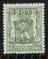 België  Typo Nr. 593 - Precancels