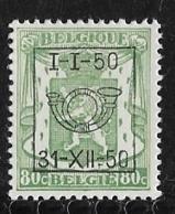 België  Typo Nr. 603 - Precancels