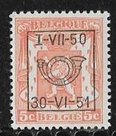 België  Typo Nr. 604 - Precancels