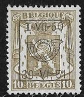 België  Typo Nr. 605 - Precancels
