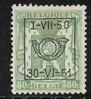 België  Typo Nr. 608 - Precancels