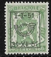 België  Typo Nr. 613 - Precancels