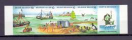 2273/76 De Zee ONGETAND POSTFRIS**  1988 - Belgique